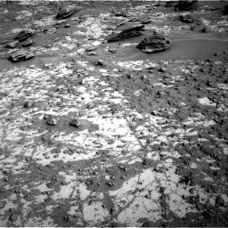 Nasa's Mars rover Curiosity acquired this image using its Right Navigation Camera on Sol 835, at drive 2326, site number 44