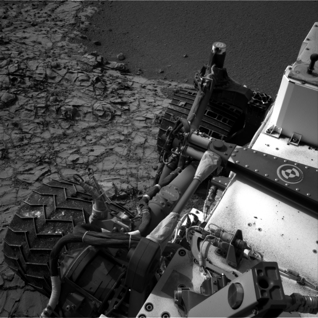 Nasa's Mars rover Curiosity acquired this image using its Right Navigation Camera on Sol 835, at drive 2336, site number 44