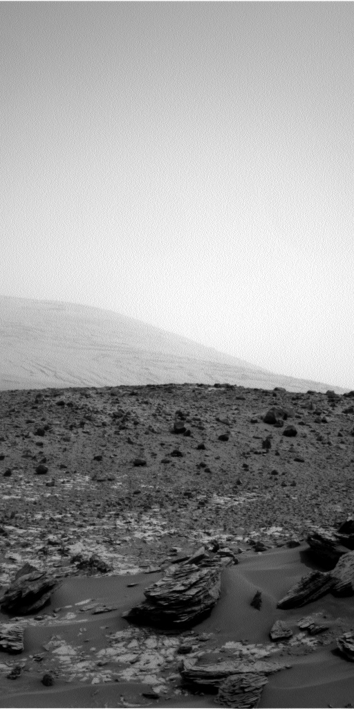 Nasa's Mars rover Curiosity acquired this image using its Left Navigation Camera on Sol 836, at drive 2336, site number 44