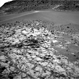 Nasa's Mars rover Curiosity acquired this image using its Left Navigation Camera on Sol 837, at drive 2360, site number 44