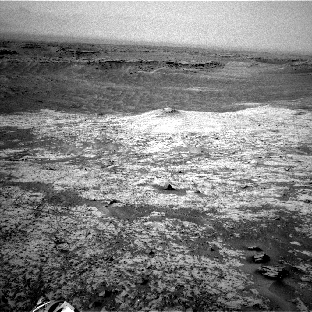 Nasa's Mars rover Curiosity acquired this image using its Left Navigation Camera on Sol 837, at drive 2414, site number 44