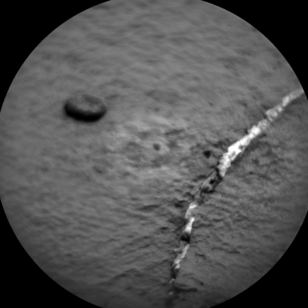 Nasa's Mars rover Curiosity acquired this image using its Chemistry & Camera (ChemCam) on Sol 837, at drive 2336, site number 44