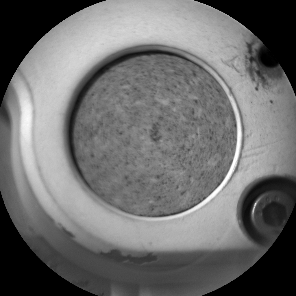 Nasa's Mars rover Curiosity acquired this image using its Chemistry & Camera (ChemCam) on Sol 838, at drive 2414, site number 44