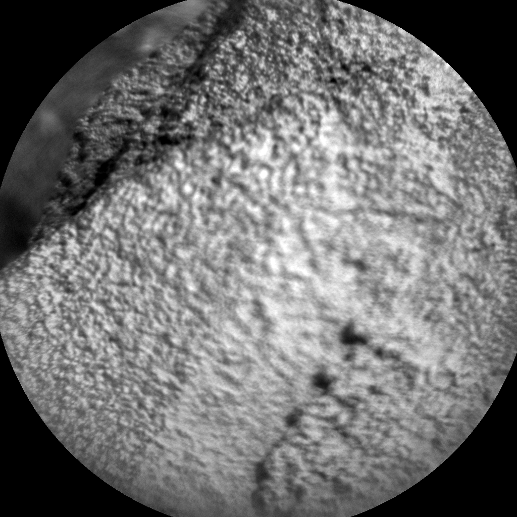Nasa's Mars rover Curiosity acquired this image using its Chemistry & Camera (ChemCam) on Sol 840, at drive 2414, site number 44