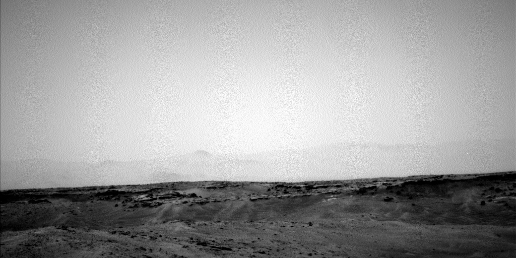 NASA's Mars rover Curiosity acquired this image using its Left Navigation Camera (Navcams) on Sol 864