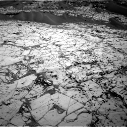 Nasa's Mars rover Curiosity acquired this image using its Right Navigation Camera on Sol 864, at drive 2970, site number 44