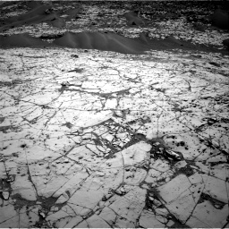 Nasa's Mars rover Curiosity acquired this image using its Right Navigation Camera on Sol 864, at drive 2976, site number 44