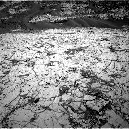 Nasa's Mars rover Curiosity acquired this image using its Right Navigation Camera on Sol 864, at drive 2994, site number 44