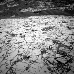 Nasa's Mars rover Curiosity acquired this image using its Right Navigation Camera on Sol 864, at drive 3000, site number 44