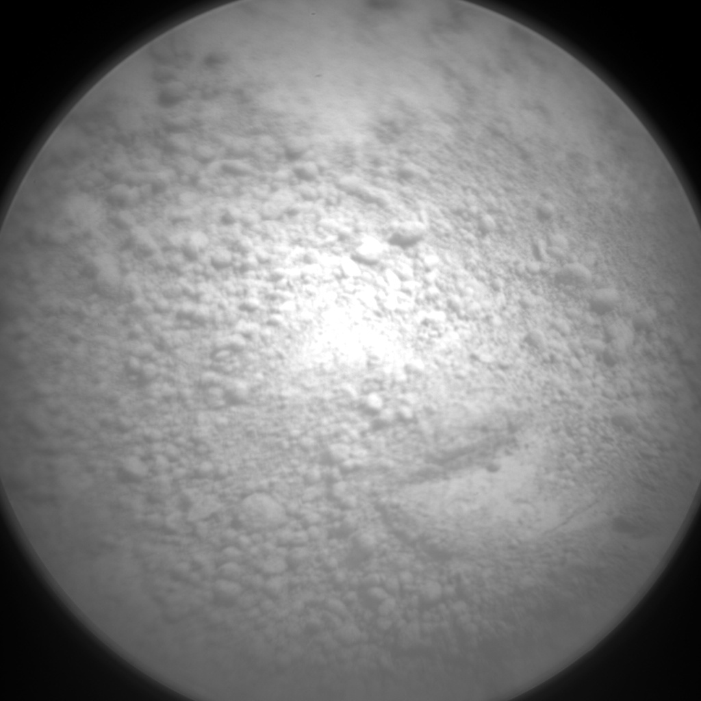 Nasa's Mars rover Curiosity acquired this image using its Chemistry & Camera (ChemCam) on Sol 889, at drive 0, site number 45