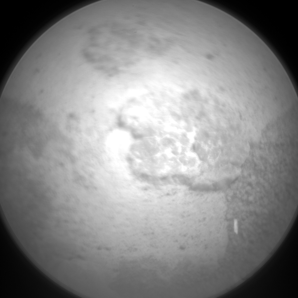 Nasa's Mars rover Curiosity acquired this image using its Chemistry & Camera (ChemCam) on Sol 890, at drive 0, site number 45