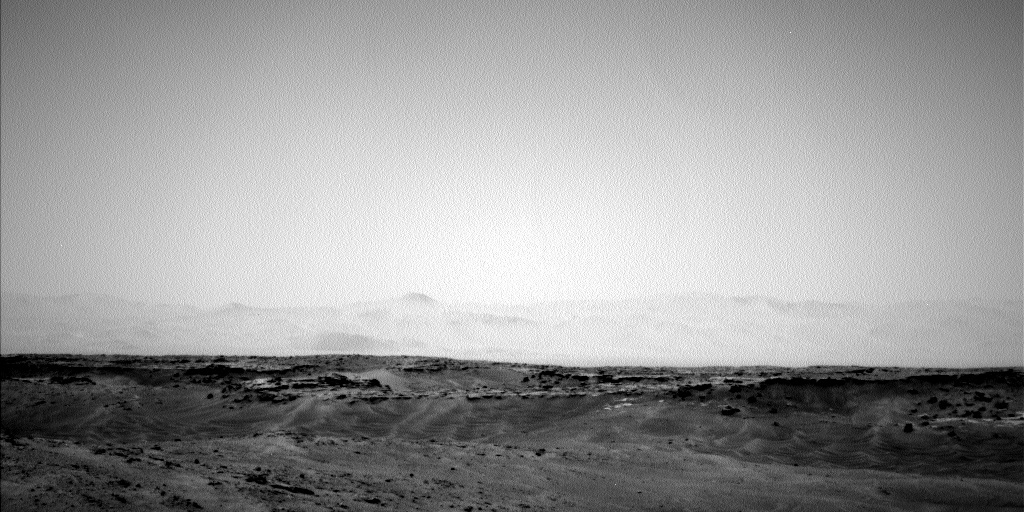 NASA's Mars rover Curiosity acquired this image using its Left Navigation Camera (Navcams) on Sol 890
