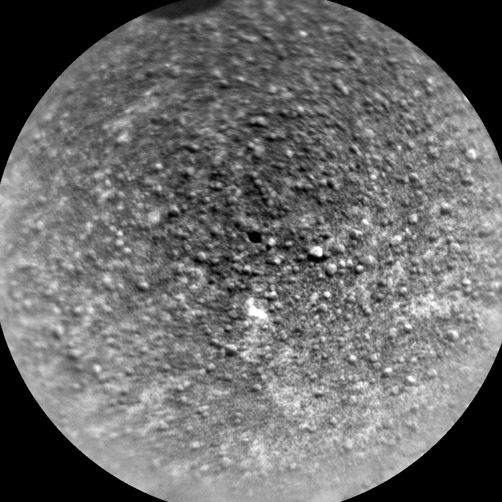 Nasa's Mars rover Curiosity acquired this image using its Chemistry & Camera (ChemCam) on Sol 892, at drive 0, site number 45