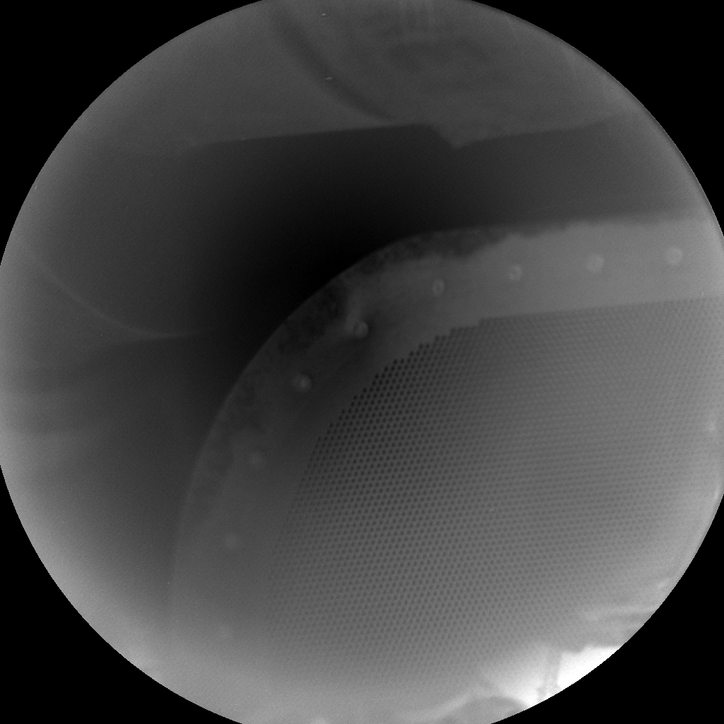 Nasa's Mars rover Curiosity acquired this image using its Chemistry & Camera (ChemCam) on Sol 894, at drive 0, site number 45