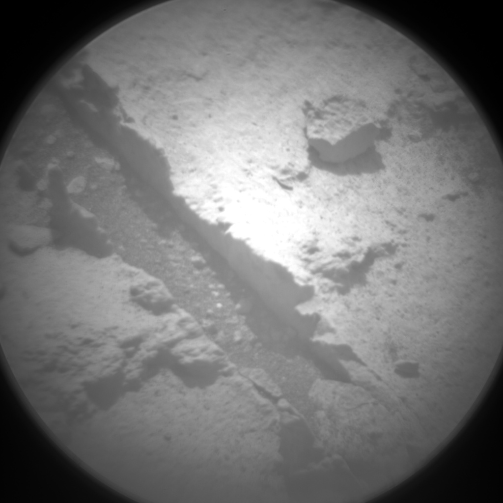 Nasa's Mars rover Curiosity acquired this image using its Chemistry & Camera (ChemCam) on Sol 895, at drive 0, site number 45