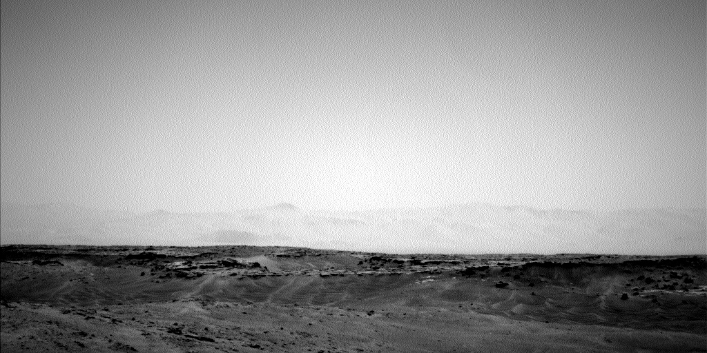 Nasa's Mars rover Curiosity acquired this image using its Left Navigation Camera on Sol 895, at drive 0, site number 45