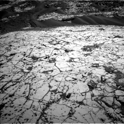 Nasa's Mars rover Curiosity acquired this image using its Left Navigation Camera on Sol 896, at drive 0, site number 45