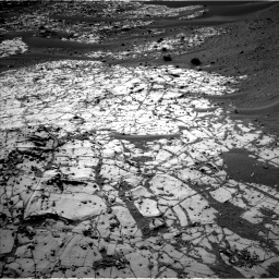Nasa's Mars rover Curiosity acquired this image using its Left Navigation Camera on Sol 896, at drive 36, site number 45
