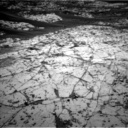 Nasa's Mars rover Curiosity acquired this image using its Left Navigation Camera on Sol 896, at drive 66, site number 45
