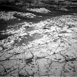 Nasa's Mars rover Curiosity acquired this image using its Left Navigation Camera on Sol 896, at drive 78, site number 45