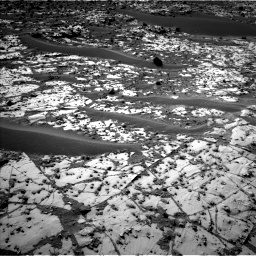 Nasa's Mars rover Curiosity acquired this image using its Left Navigation Camera on Sol 896, at drive 132, site number 45