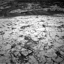 Nasa's Mars rover Curiosity acquired this image using its Right Navigation Camera on Sol 896, at drive 6, site number 45