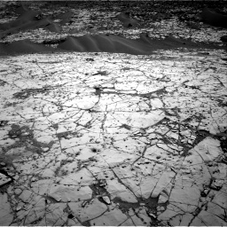 Nasa's Mars rover Curiosity acquired this image using its Right Navigation Camera on Sol 896, at drive 12, site number 45