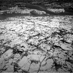 Nasa's Mars rover Curiosity acquired this image using its Right Navigation Camera on Sol 896, at drive 24, site number 45
