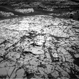 Nasa's Mars rover Curiosity acquired this image using its Right Navigation Camera on Sol 896, at drive 30, site number 45