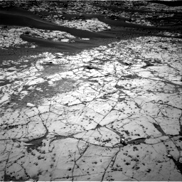 Nasa's Mars rover Curiosity acquired this image using its Right Navigation Camera on Sol 896, at drive 78, site number 45