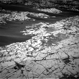 Nasa's Mars rover Curiosity acquired this image using its Right Navigation Camera on Sol 896, at drive 90, site number 45