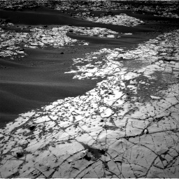 Nasa's Mars rover Curiosity acquired this image using its Right Navigation Camera on Sol 896, at drive 96, site number 45