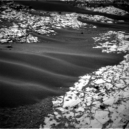 Nasa's Mars rover Curiosity acquired this image using its Right Navigation Camera on Sol 896, at drive 108, site number 45