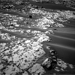 Nasa's Mars rover Curiosity acquired this image using its Right Navigation Camera on Sol 896, at drive 126, site number 45