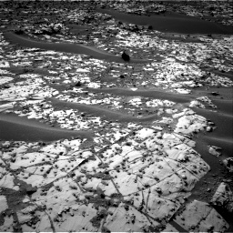 Nasa's Mars rover Curiosity acquired this image using its Right Navigation Camera on Sol 896, at drive 132, site number 45