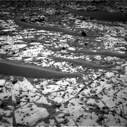 Nasa's Mars rover Curiosity acquired this image using its Right Navigation Camera on Sol 896, at drive 138, site number 45