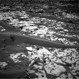Nasa's Mars rover Curiosity acquired this image using its Right Navigation Camera on Sol 896, at drive 144, site number 45