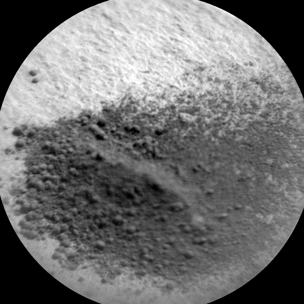Nasa's Mars rover Curiosity acquired this image using its Chemistry & Camera (ChemCam) on Sol 896, at drive 0, site number 45