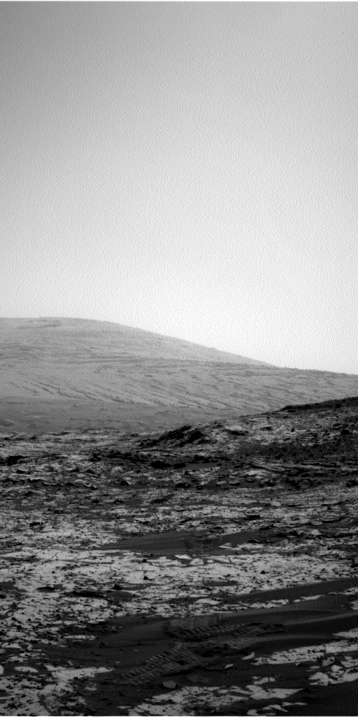Nasa's Mars rover Curiosity acquired this image using its Left Navigation Camera on Sol 897, at drive 150, site number 45