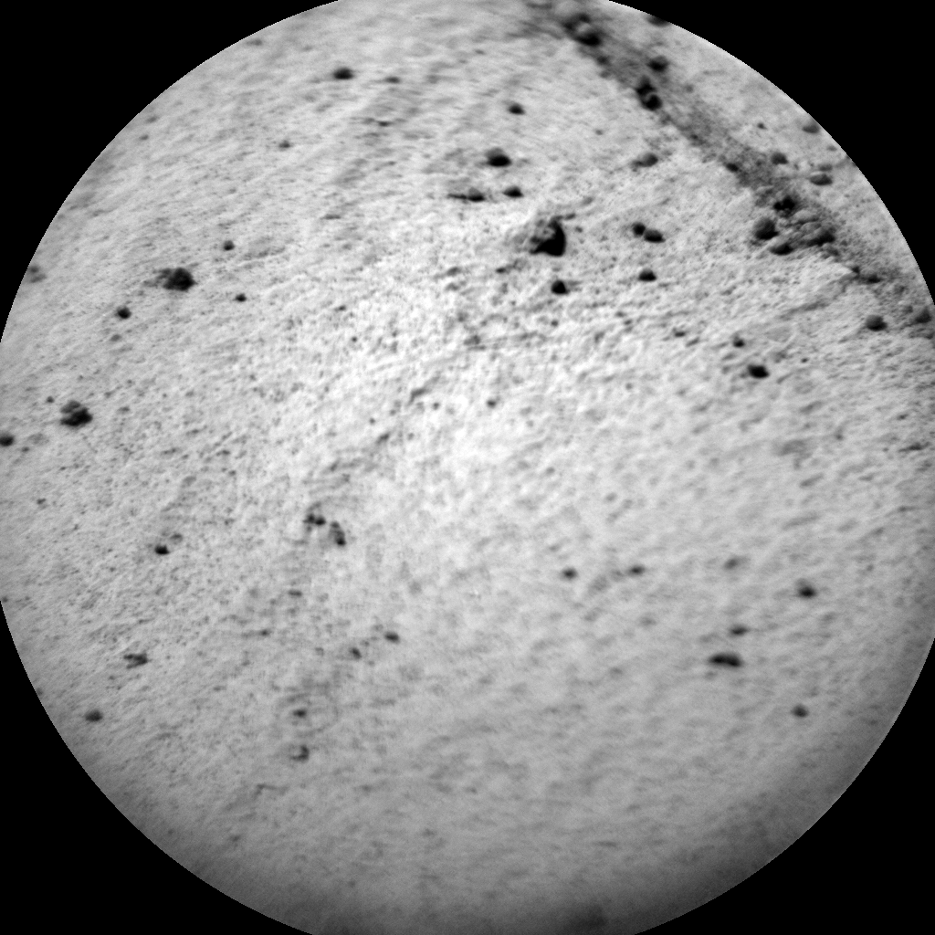 Nasa's Mars rover Curiosity acquired this image using its Chemistry & Camera (ChemCam) on Sol 899, at drive 150, site number 45