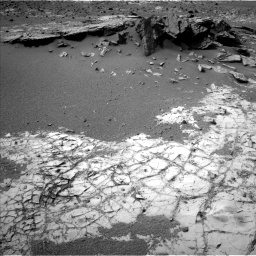 NASA's Mars rover Curiosity acquired this image using its Left Navigation Camera (Navcams) on Sol 903