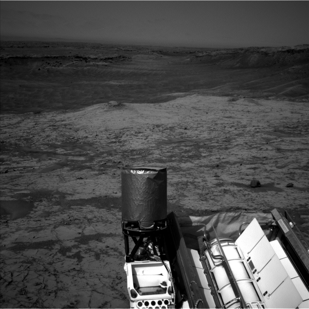 Nasa's Mars rover Curiosity acquired this image using its Left Navigation Camera on Sol 903, at drive 450, site number 45