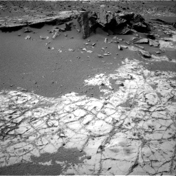 Nasa's Mars rover Curiosity acquired this image using its Right Navigation Camera on Sol 903, at drive 378, site number 45