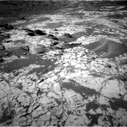 Nasa's Mars rover Curiosity acquired this image using its Right Navigation Camera on Sol 903, at drive 402, site number 45