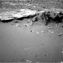 Nasa's Mars rover Curiosity acquired this image using its Right Navigation Camera on Sol 903, at drive 426, site number 45