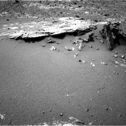 Nasa's Mars rover Curiosity acquired this image using its Right Navigation Camera on Sol 903, at drive 432, site number 45