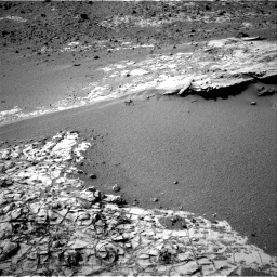 Nasa's Mars rover Curiosity acquired this image using its Right Navigation Camera on Sol 903, at drive 450, site number 45