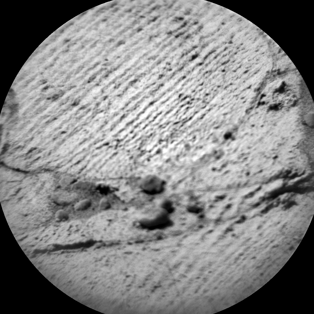 Nasa's Mars rover Curiosity acquired this image using its Chemistry & Camera (ChemCam) on Sol 903, at drive 366, site number 45