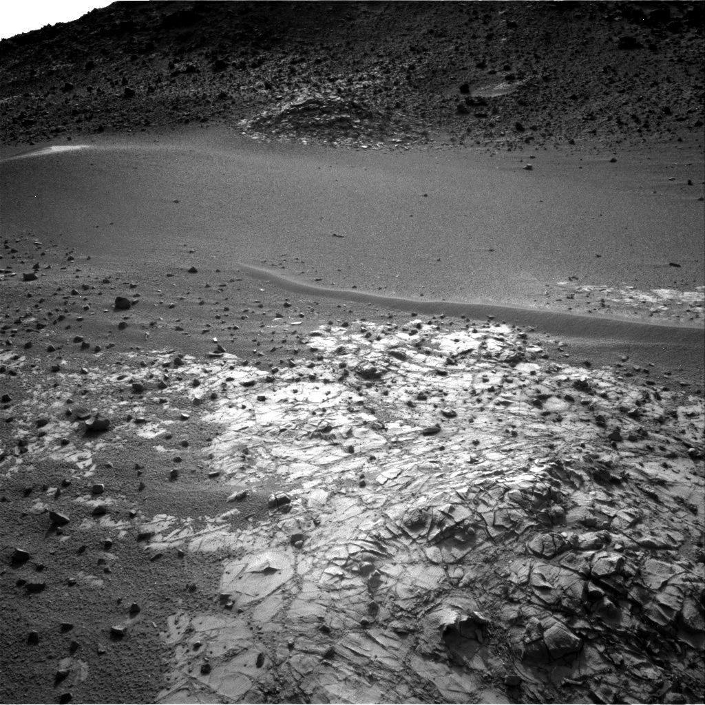Nasa's Mars rover Curiosity acquired this image using its Right Navigation Camera on Sol 904, at drive 450, site number 45