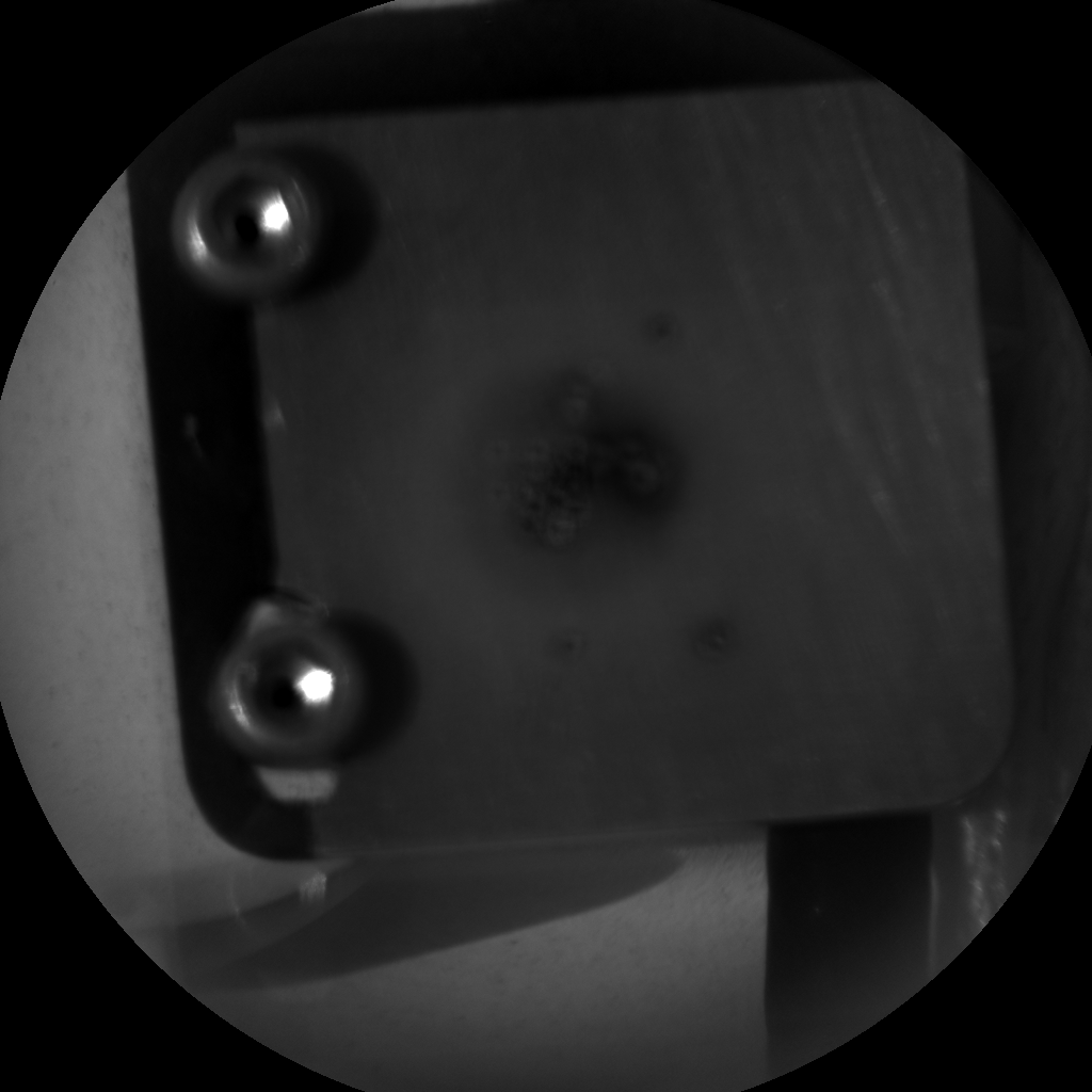 Nasa's Mars rover Curiosity acquired this image using its Chemistry & Camera (ChemCam) on Sol 904, at drive 450, site number 45